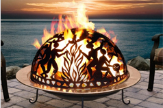 SHOP FIRE PITS